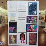 Middle and Senior School Art Show Bermuda, April 2 2015-34