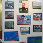 Middle and Senior School Art Show Bermuda, April 2 2015-41