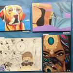 Middle and Senior School Art Show Bermuda, April 2 2015-50
