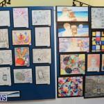 Middle and Senior School Art Show Bermuda, April 2 2015-96