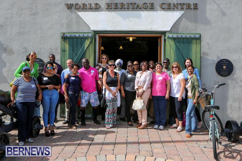 St George's Tourism Tour Bermuda, April 9 2015-1