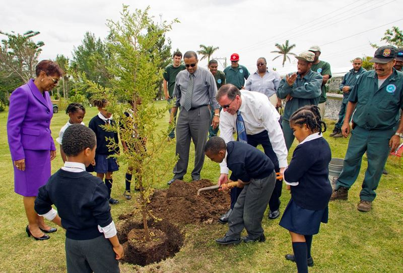 Victor Scott students Earth Day (1)