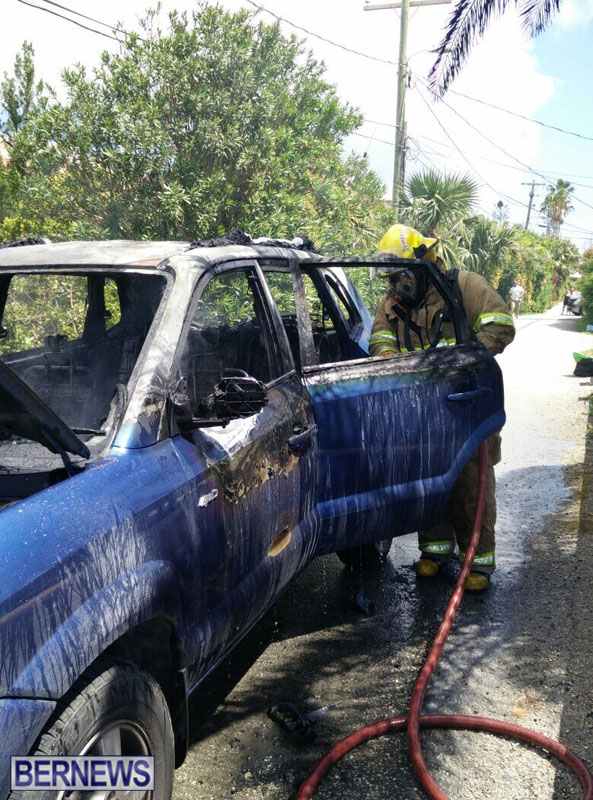 bermuda car fire april 2015 2