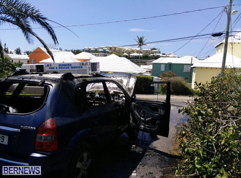 bermuda car fire april 2015 4