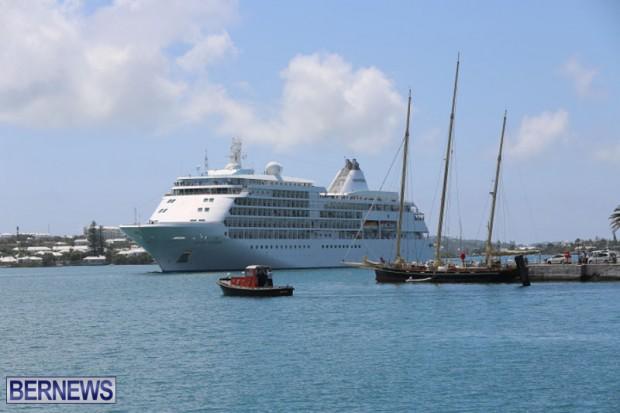 silver cruise ship april 2015 2