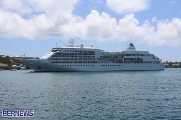 silver cruise ship april 2015 3