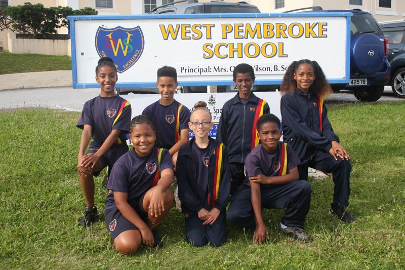 2015 West Pembroke Primary G.R.E.A.T. Participants