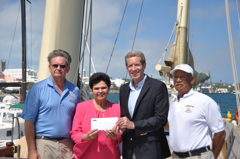 BHS Sloop Foundation donation