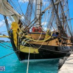 French Tall Ship L'Hermoine Bermuda, May 26 2015-9
