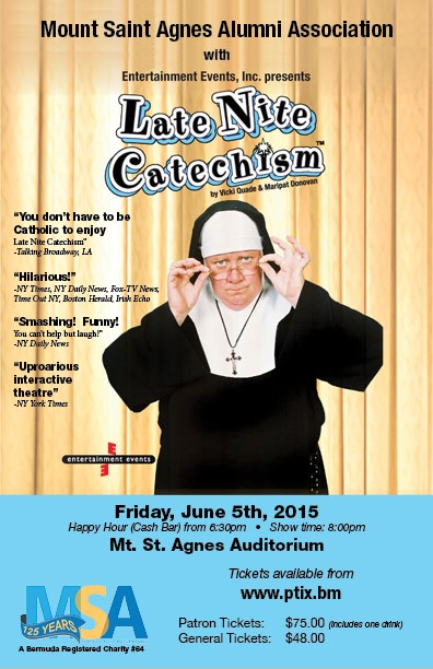 Lat Nite Catechism FLYER