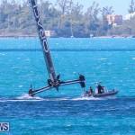 Oracle Team USA Sail AC45S Bermuda, May 3 2015-19