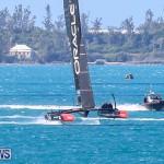 Oracle Team USA Sail AC45S Bermuda, May 3 2015-2