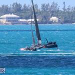 Oracle Team USA Sail AC45S Bermuda, May 3 2015-21