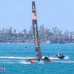 Oracle Team USA Sail AC45S Bermuda, May 3 2015-3