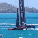 Oracle Team USA Sail AC45S Bermuda, May 3 2015-4