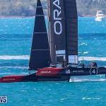 Oracle Team USA Sail AC45S Bermuda, May 3 2015-5