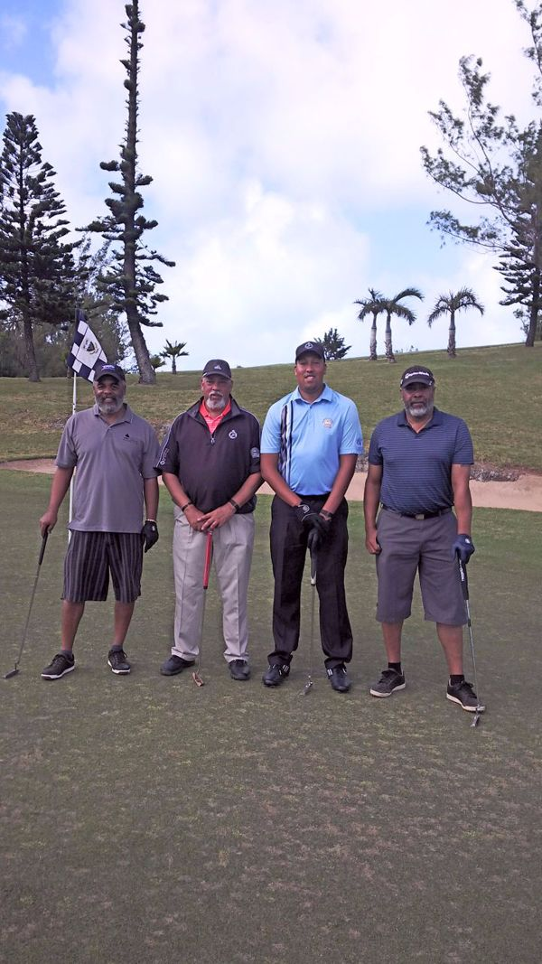 PLP Constituency 2 Spring Golf Tournament