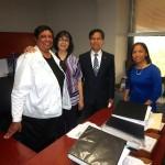 Philippine Embassy Visited Filipino Association (10)