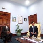 Philippine Embassy Visited Filipino Association (2)