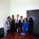 Philippine Embassy Visited Filipino Association (5)