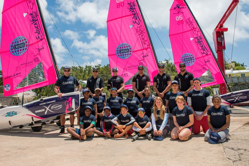 Preview Of Community Sailing Programme - Endeavour 2