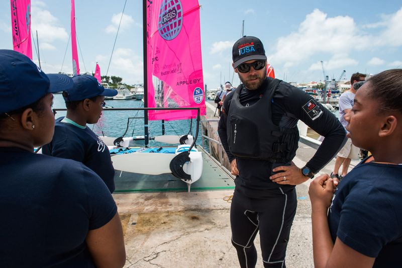 Preview Of Community Sailing Programme - Endeavour 4