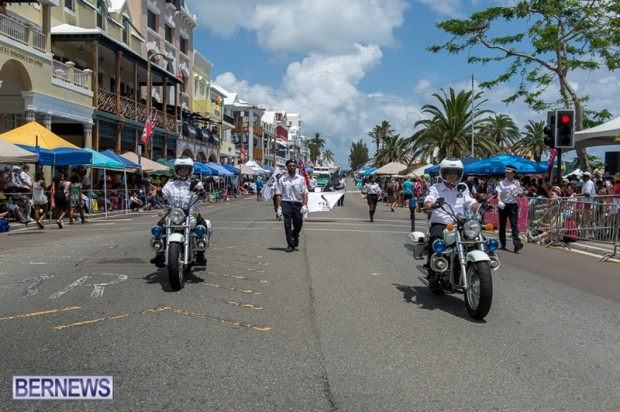 St John's Ambulance Parade (1)