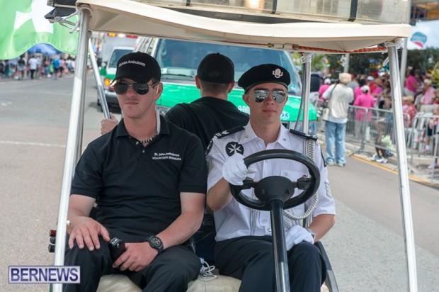 St John's Ambulance Parade (3)