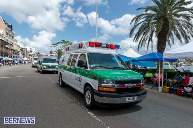 St John's Ambulance Parade (5)