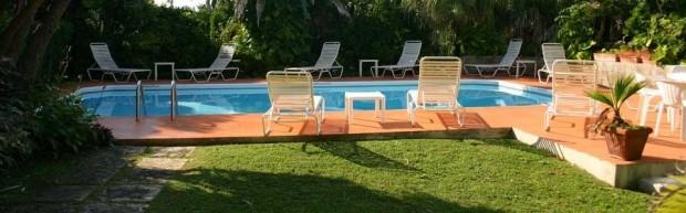 Swimming Pool at Edgehill Manor