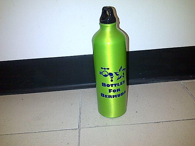 bottles for Bermuda