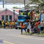 Bermuda Heroes Weekend Parade of Bands, June 13 2015-1