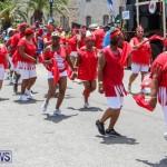 Bermuda Heroes Weekend Parade of Bands, June 13 2015-19