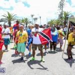 Bermuda Heroes Weekend Parade of Bands, June 13 2015-24