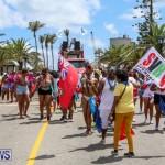 Bermuda Heroes Weekend Parade of Bands, June 13 2015-36