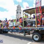 Bermuda Heroes Weekend Parade of Bands, June 13 2015-4