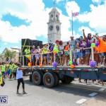 Bermuda Heroes Weekend Parade of Bands, June 13 2015-7