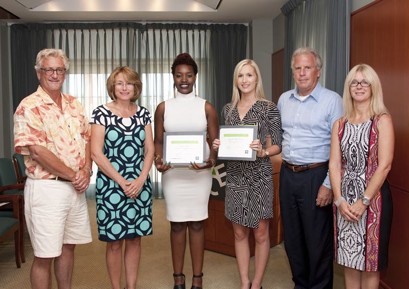 Clements ACE Bermuda Scholarship 2015-Group Photo