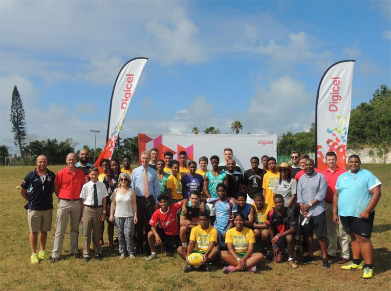 DIGICEL BERMUDA AND BEYOND RUGBY HOST COACHING CLINICS-2