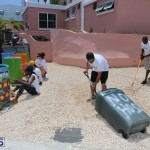 KPMG Clean Up At Dellwood School, June 5 2015 (11)