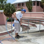 KPMG Clean Up At Dellwood School, June 5 2015 (12)