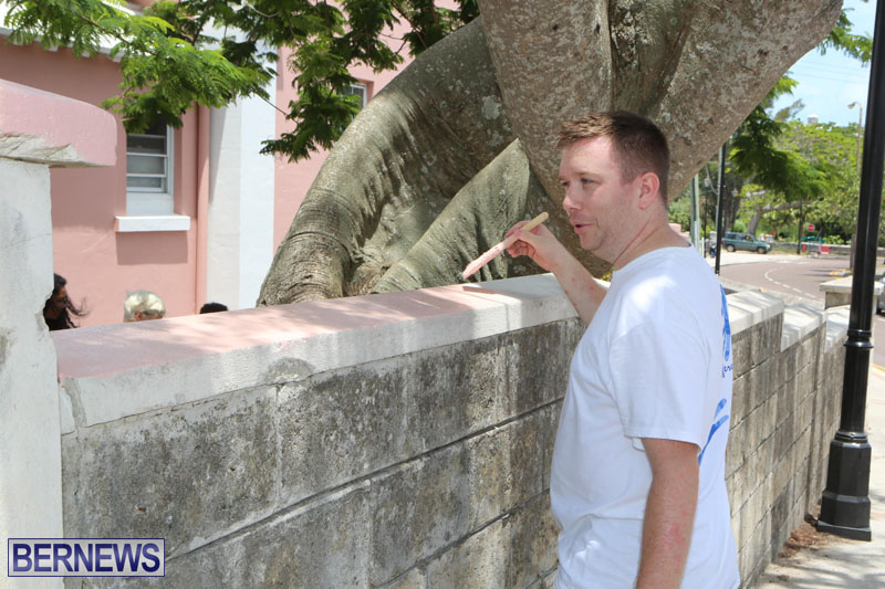 KPMG-Clean-Up-At-Dellwood-School-June-5-2015-23