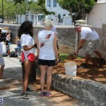KPMG Clean Up At Dellwood School, June 5 2015 (24)