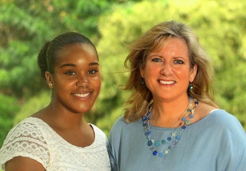 Kiarrah Rogers and Jennifer Davidson 1