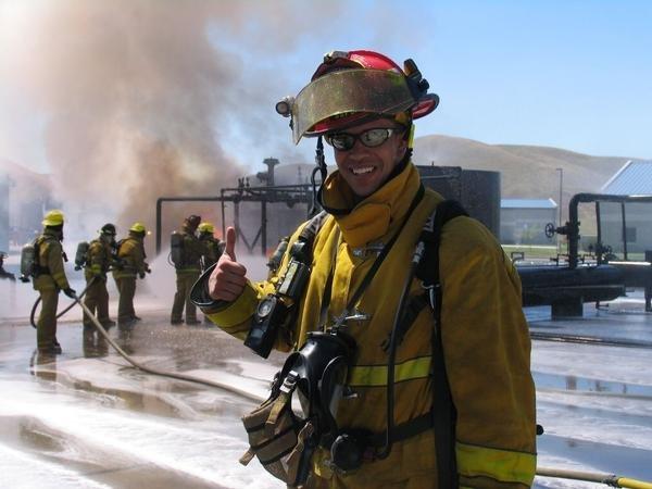 Paramedic Brings Advanced Life Saving Skills