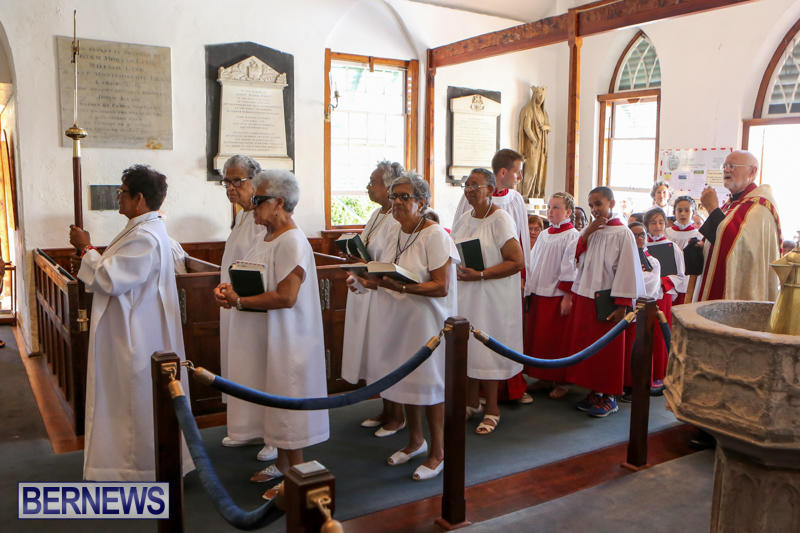 St Peter's Their Majesties Choristers Bermuda, June 28 2015-3