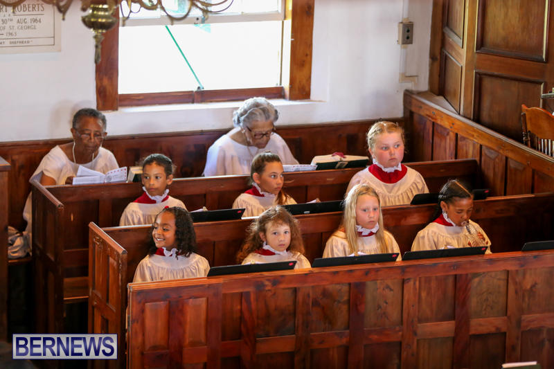 St Peter's Their Majesties Choristers Bermuda, June 28 2015-5