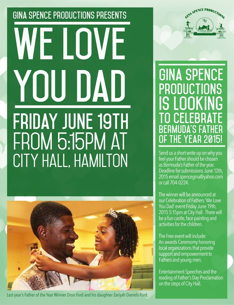 We Love You Dad Poster 2015 Final