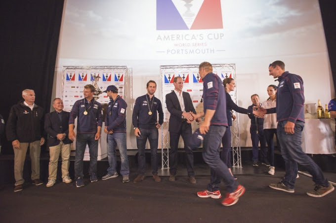 2015 Americas Cup sailing Portsmouth (3)