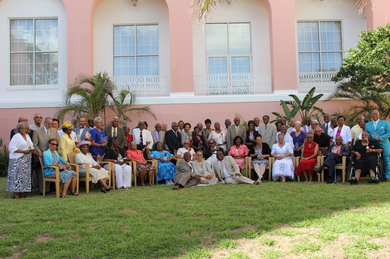 30 Couples Celebrated Five Decades Of Marriage
